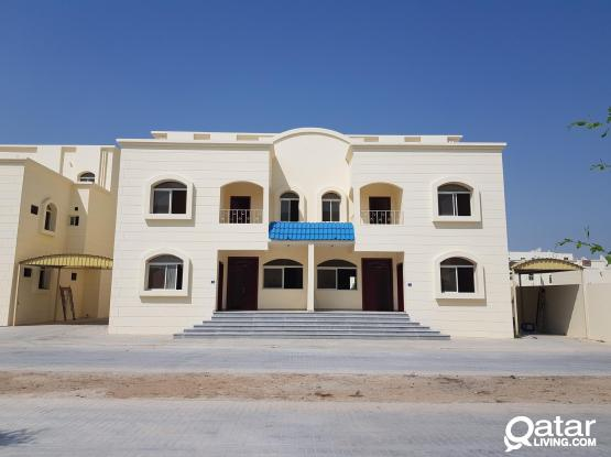 Bachelors compound villa 8 bedroom at al meshaf