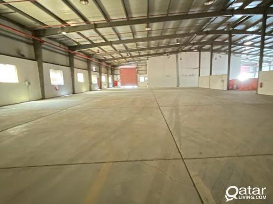 2700sqm Steel Factory For Rent New Industrial Area