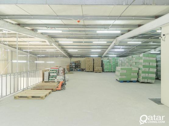 850 Sqm Food Store with Office Space in the industrial area(Premium Location)