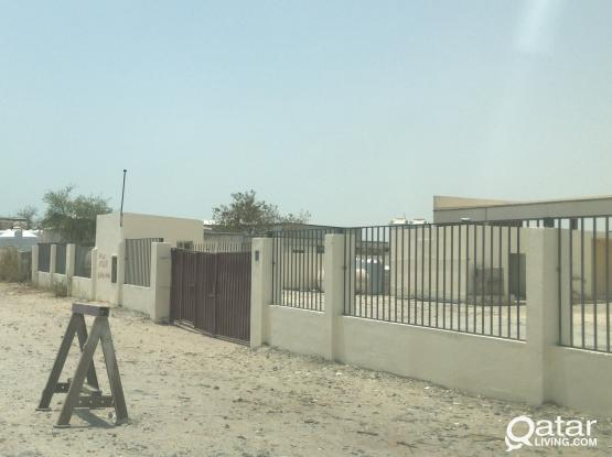 DIRECT LAND LORD- WELDING/CARPENTRY/CAR GARRAGE/WARE HOUSES / EMPTY YARD /STORE READY TO RENT