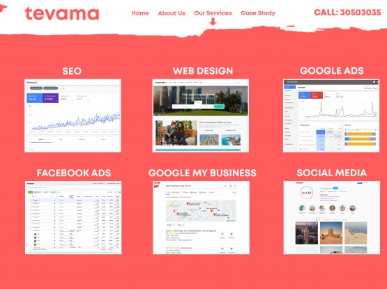 Facebook & Google Ads, SEO, Web Design