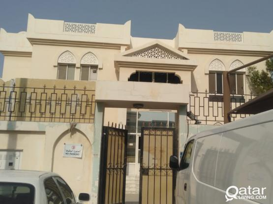 FULLY FURNISHED 1BHK AVAILABLE IN HILAL NUAIJA NEAR TO MAMOURA COMPLEX.