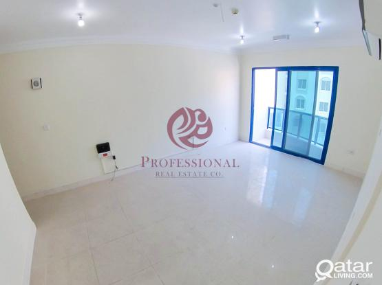 Unfurnished, 2 BHK Apartment in Al Nasr 4750 near Double Tree Hotel