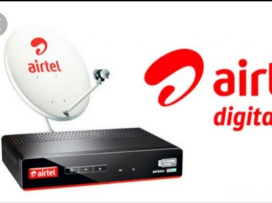 Airtel Digital TV Receiver Service