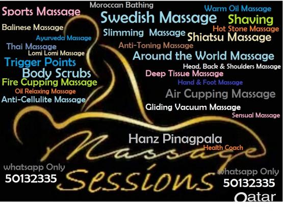 MASSAGE & RELAXATION SERVICES (BY MALE THERAPIST)
