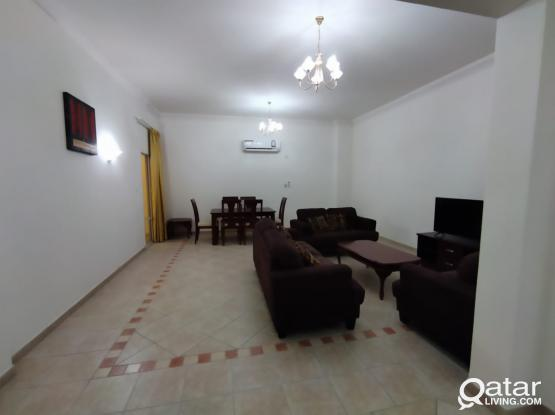 Super Spacious 2BHK Fully Furnished Apartment in Mansoura with balcony