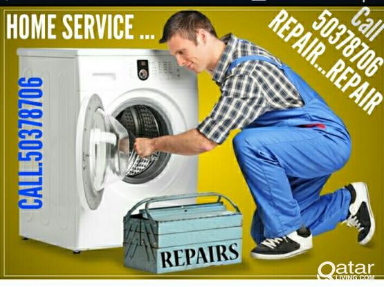 ■ WASHING MACHINE REPAIR- CALL ME 50378706