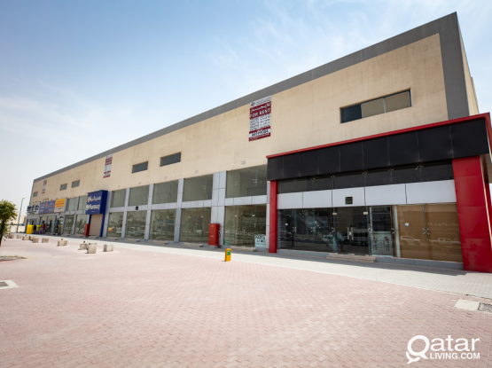 Brand New Commercial Shop in St. 10 Industrial Area