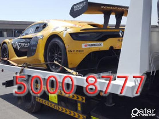 Car Towing breakdown Recovery 24h  سطحة بركدون 50008777