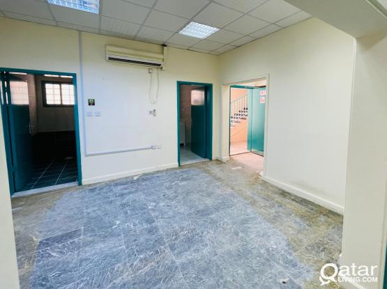 140 Square Metre partitioned office 3 bedroom with 2 bath.