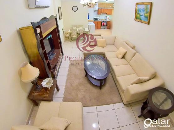 Furnished, 2 BHK Apartment in Najma 4750