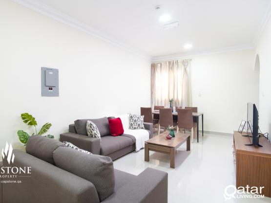 LOWEST RATE! 2BR FF Apartment + Gym Access
