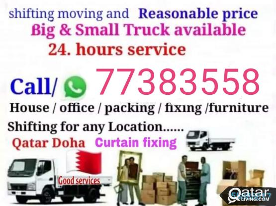 Low price, Moving shifting with sofa seat repair Sofa clothes change carpenter transport services-Please call - 77383558