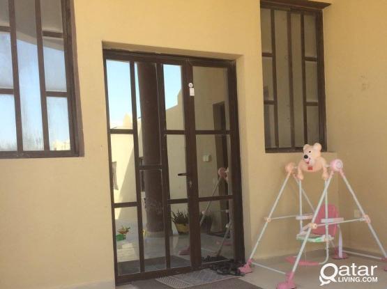 Studio for single or couple at Al Wukair near Ezdan 21 & Furjan Market.