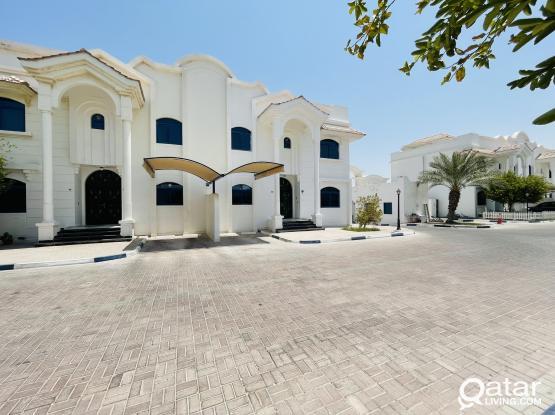 Prime Location! 5BR Compound Villa with Backyard