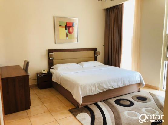 SPACIOUS FURNISHED 2BEDROOM APT IN WESTBAY