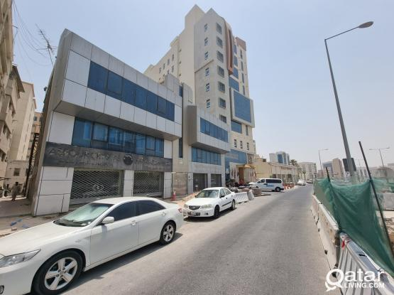 PRIME LOCATION! SPACIOUS OFFICE SPACE AND SHOWROOMS IN OLD AL GHANIM