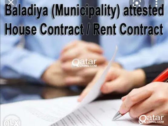 Very low price(33778860) tenancy agreement for health card and family permanent visa purpose..