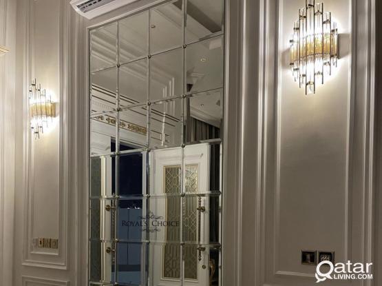 Interior design, Gypsum, Paint, tiles, plumbing. Please call 66979792