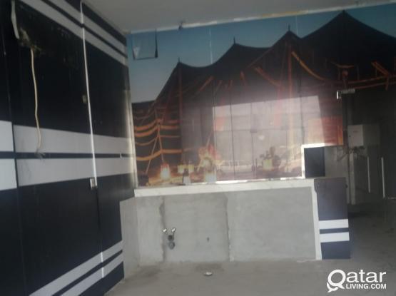 Shop for Rent in Umm salal / Al Khartiyat
