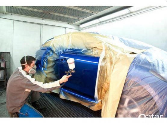 Car Body Repair  ---------------------------------