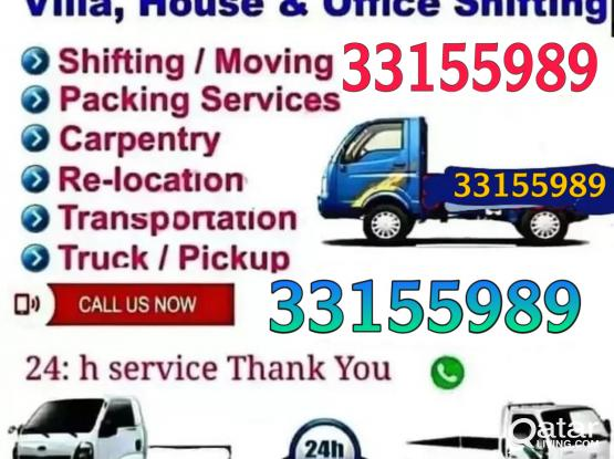 We do all kinds of moving shifting  Service 33155989