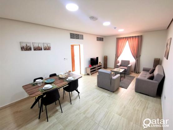 2 Bedroom apartments with balcony- No commission