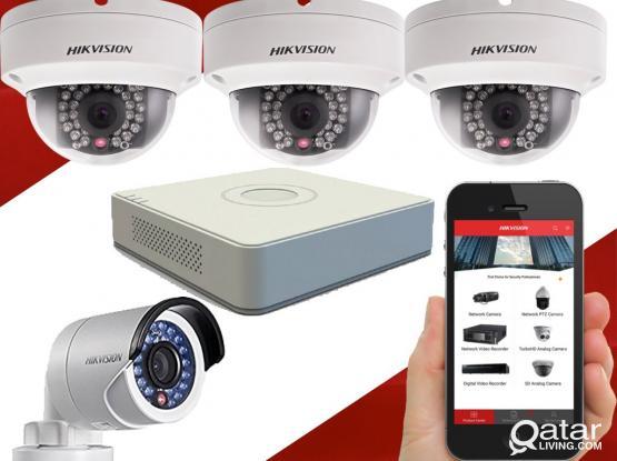 CCTV camera Installation & Services