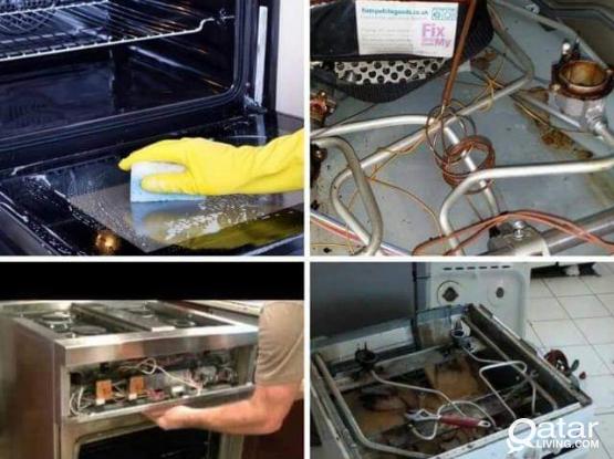 Cooking Range Repairing Service 55599163