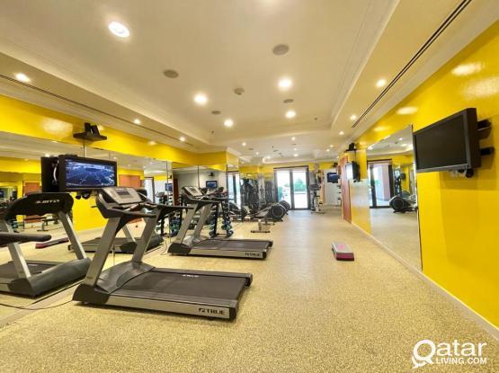 Fancy Studio Apartment in Porto Arabia