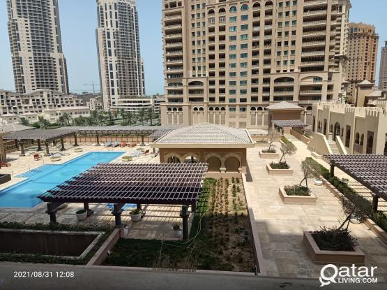AMAZING FURNISHED 1BR IN THE PEARL