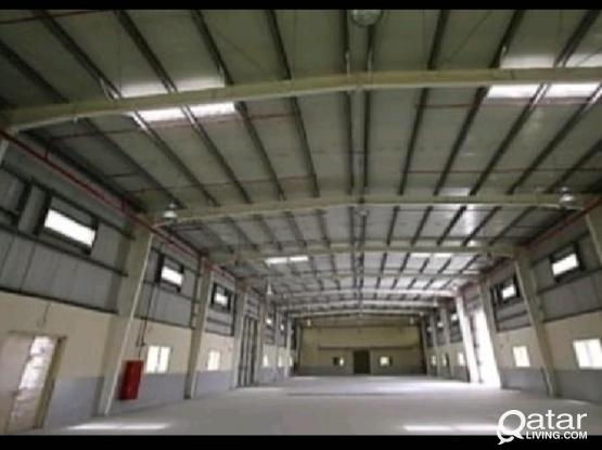 1200 SQM GENERAL WAREHOUSE FOR RENT INDUSTRIAL AREA