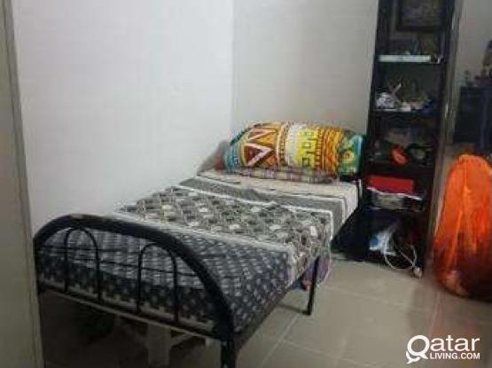 Bed space available in aziziya