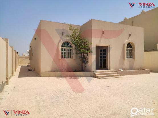 Un Furnished 3 BHK Single Story Villa @Al Khor