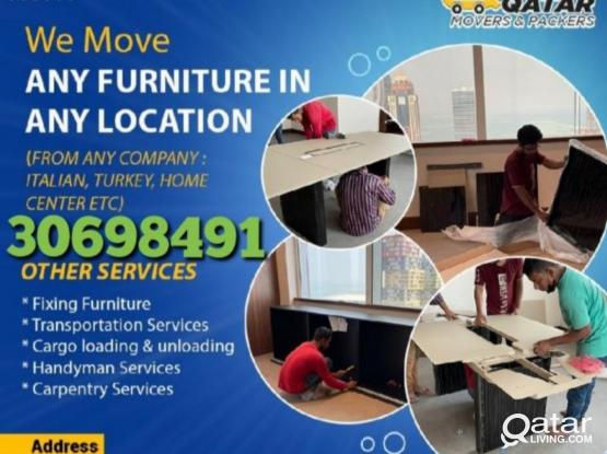 Low price shifting and moving. Please call 30698491
