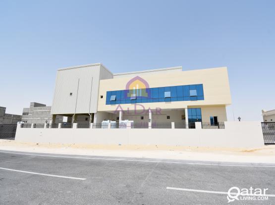 Brand new ware house for rent in Birkat Al Awamer