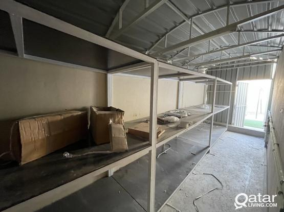 85SQM Store Space Rent In Old Airport Near Bhavans !