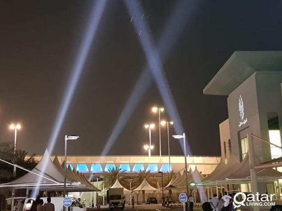 All types Light and Laser for All events