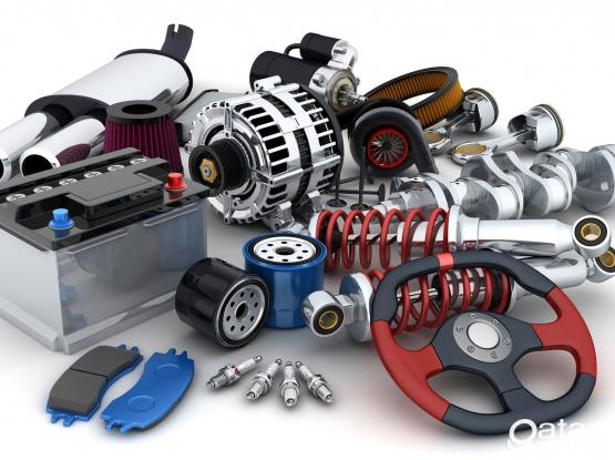 Spare Parts in Ind Area