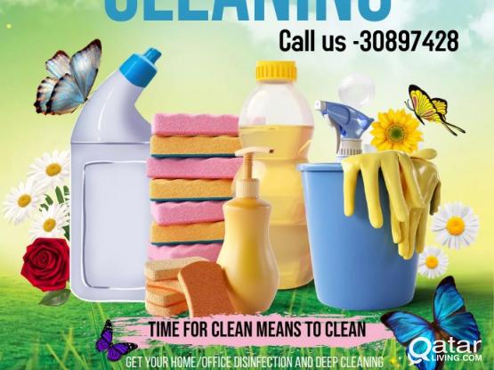 Taha Deep cleaning