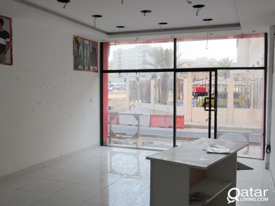 Shop for Rent in Al Ghanim