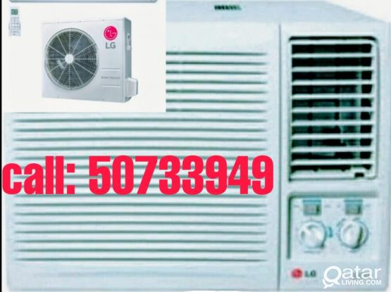 We buy and sell used AC, window and split. Please call 50733949