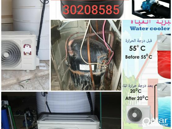 Ac, Fridge ,Washing machine sell and service. Plea