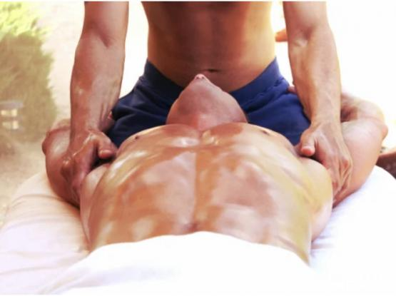 Full body massage home visits by Arabic male masseur