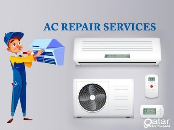 AC servicing, fixing, repairing and also buy and sell. Please call 33355128