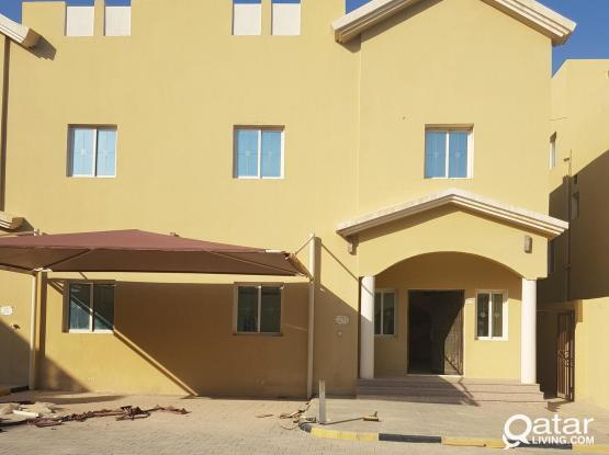 7 bhk bachelors compound villa for rent in Gharrafa