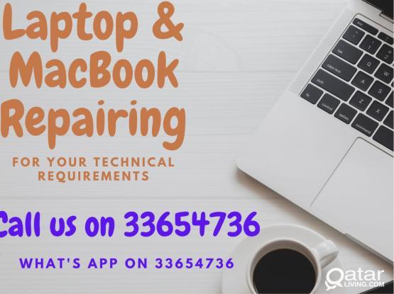 Macbook, Laptop Repair | Screen, Battery & Keyboard Replacement