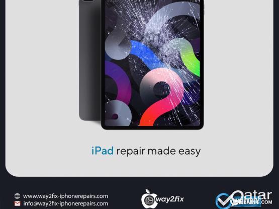 IPad Screen Replacement At Your Doorstep