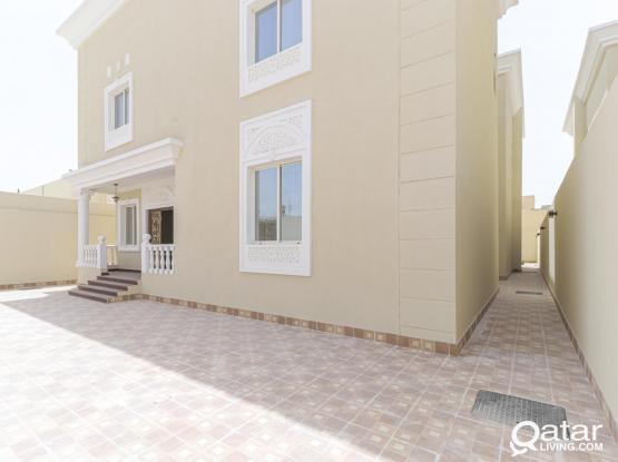 Brand New Standalone villa 8 BHK in Abu Hamour