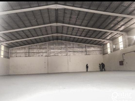 600 SQM Spacious Store with 24 hours maintenance service !!!